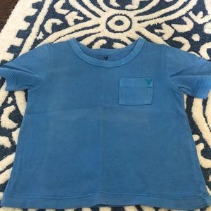 Blue Rooster 18/24 mo boys washed summer tee